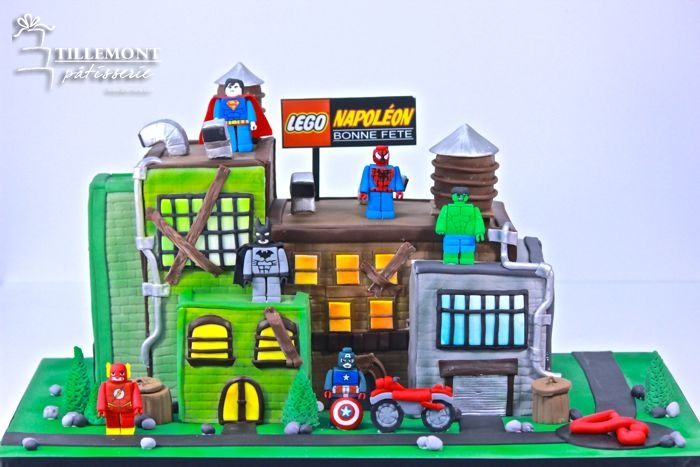 Lego Super Hero