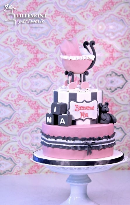 Baby Shower Cakes Montreal ~ Daily products and services patisserie tillemont montreal
