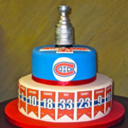 Turn Your Favorite Sports Team Into An Amazing Cake!