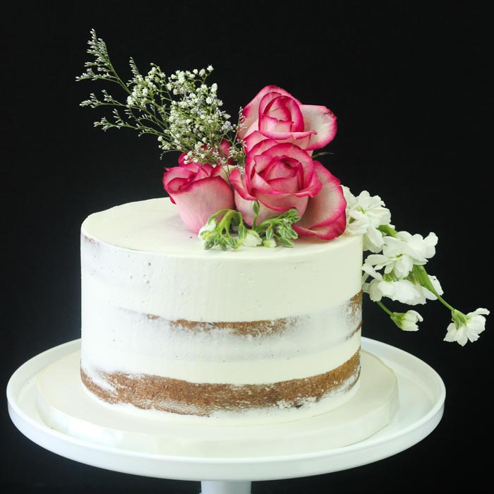 Single Tier Cakes Patisserie Tillemont