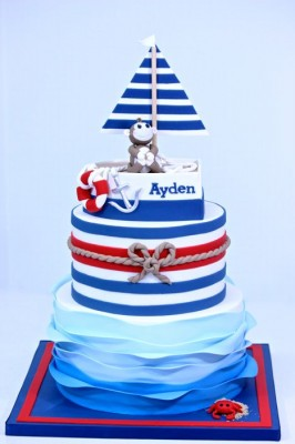 Nautical Theme for Ayden