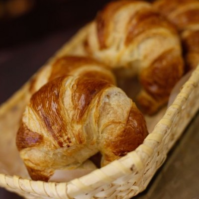 Croissants (and assorted viennoiserie)