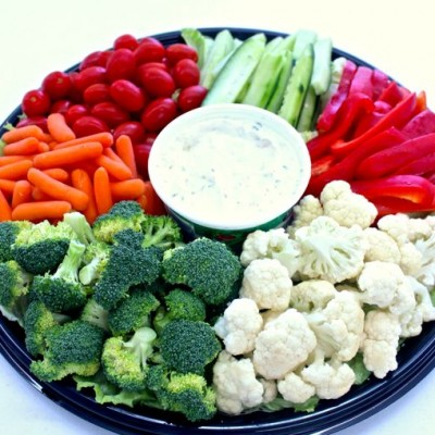 Veggies and Dip
