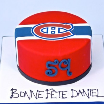 1-tier Montreal Canadiens (picture logo)
