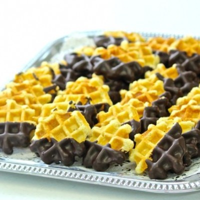Chocolate Covered Wafers