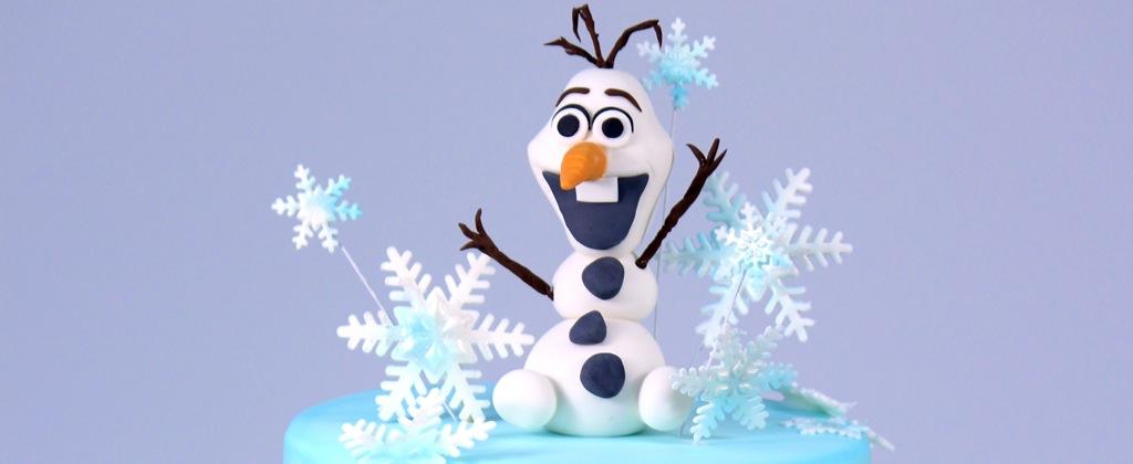 Disney Frozen Theme Cakes