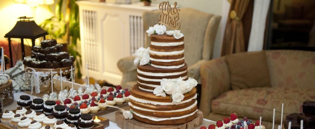 Pâtisserie Tillemont - Rustic Theme Sweet Table