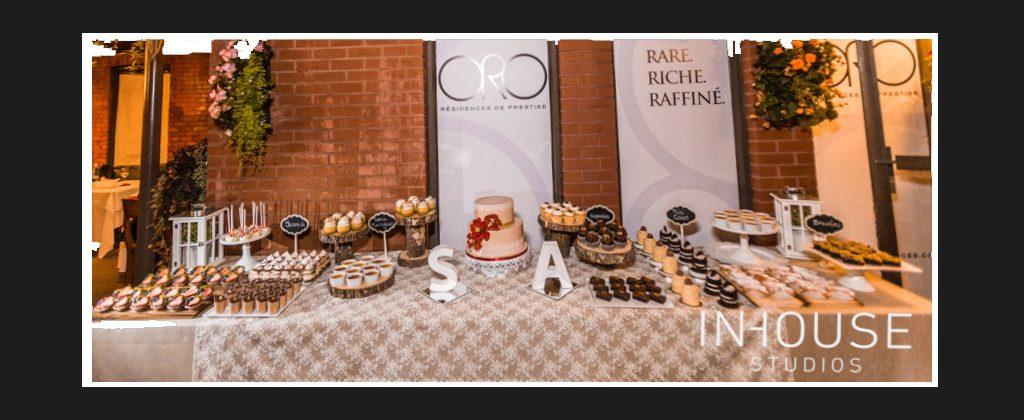 Pâtisserie Tillemont - Urban Theme Sweet Table