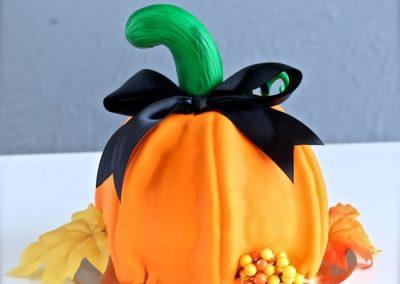 Halloween Fondant Cake