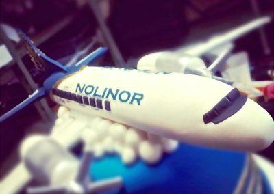 Nolinor topper