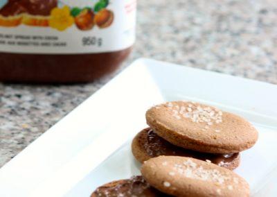 Novembre avec Nutella - Biscuits
