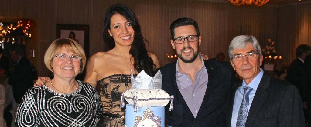 Pâtisserie Tillemont - Cake for Miss Italia