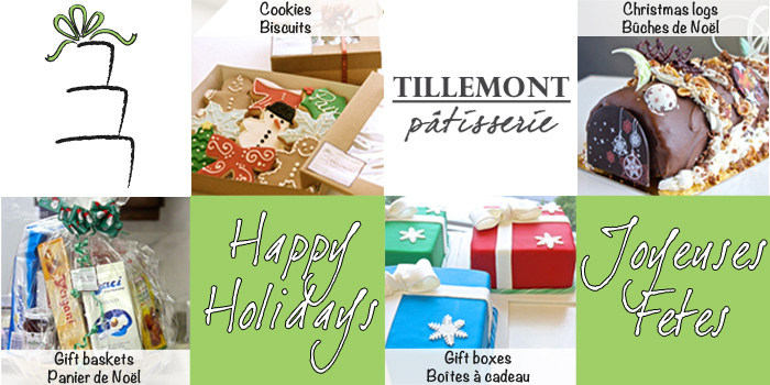 Pâtisserie Tillemont - Christmas Noël 2013