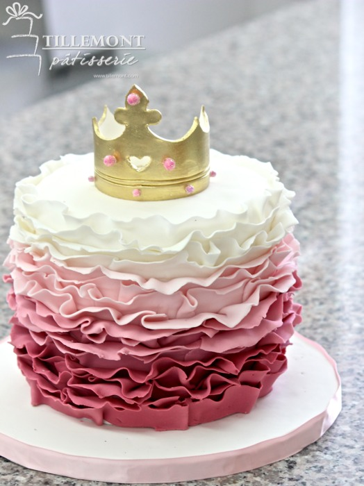 Sweet Sixteen Fondant Cake Ideas
