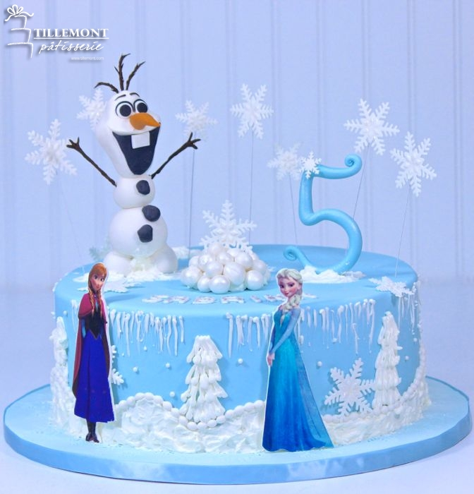 Anna And Elsa Stand Up