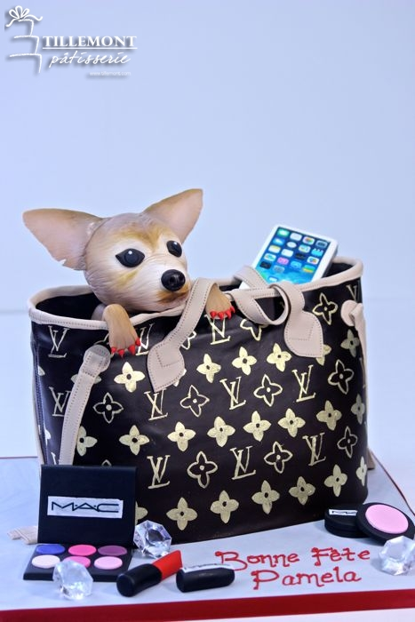 Louis Vuitton Puppy