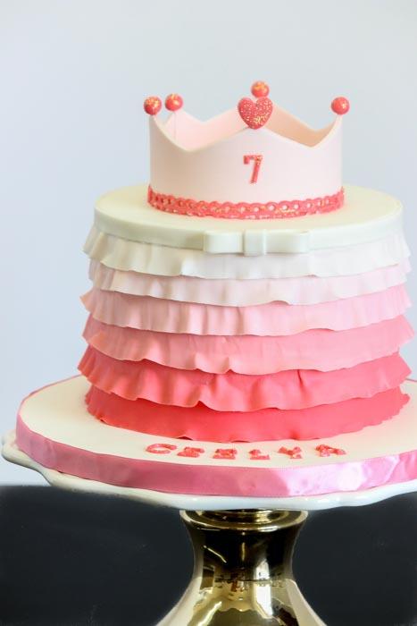 Single Tier Cakes Patisserie Tillemont