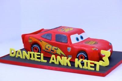 3D Flash McQueen