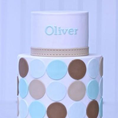 Oliver's Polka Dot