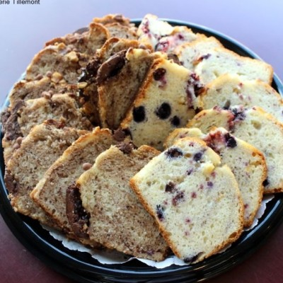 Assorted Coffee Cakes