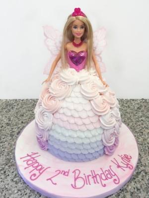 Barbie fairy dress