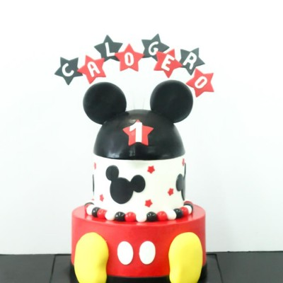 Calogero's Mickey Mouse
