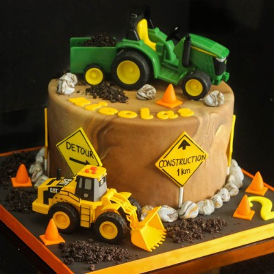 Construction site (toy)