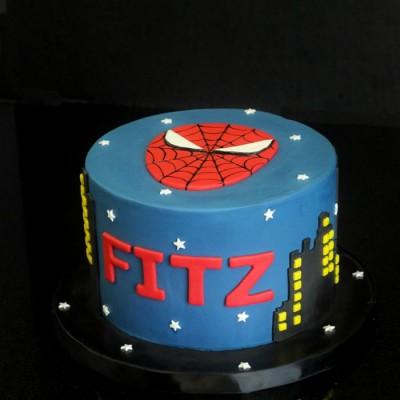 Fitz's Spiderman