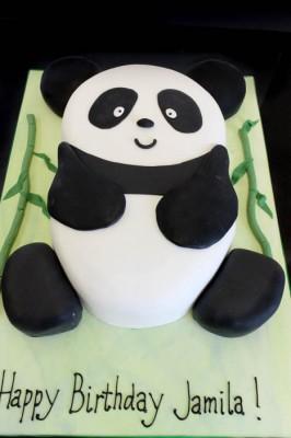 Jamila's panda