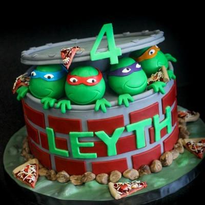 Leyth Ninja Turtles