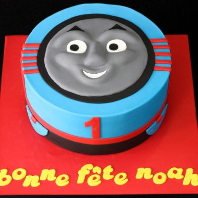 Thomas the train face