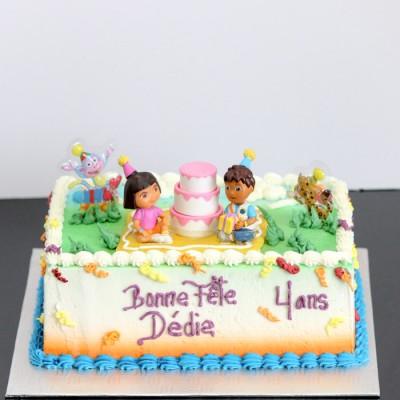 Dora Birthday (15059)