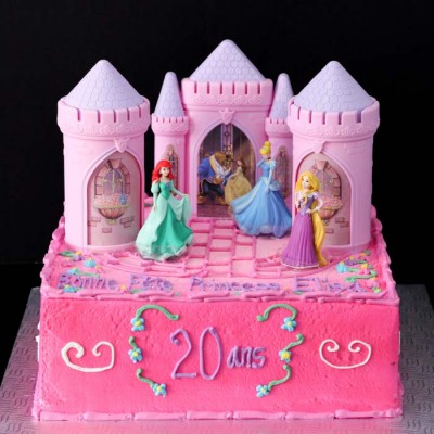 Disney Princess Castle (18035)