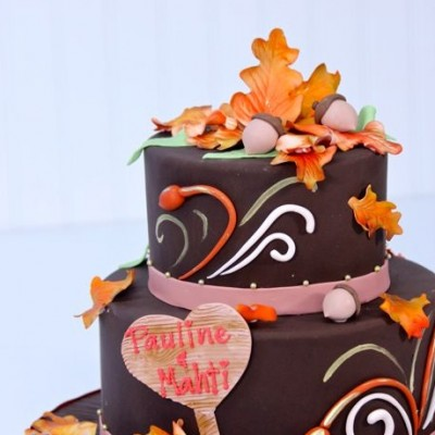 2-tier Fall in Love
