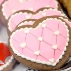 Biscuits décorés en fondant
