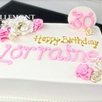 lorraines 30th