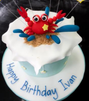 Ivan's crab
