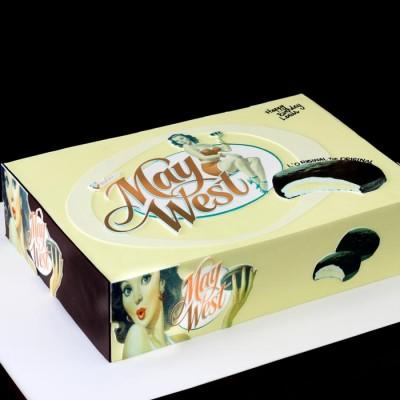 May West box