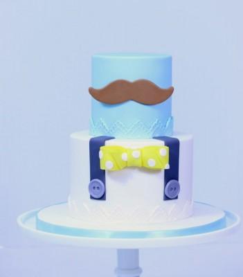 2-tier Mustache