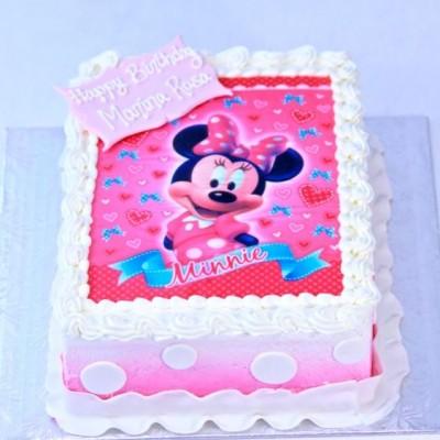 Minnie Mouse Ruffles