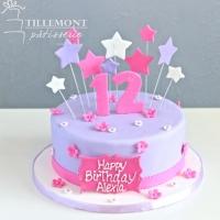 birthday with stars