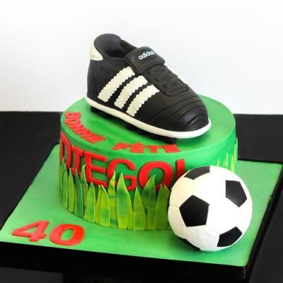Les accessoires de Diego soccer