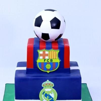 FC Barcelona sur 2 étages