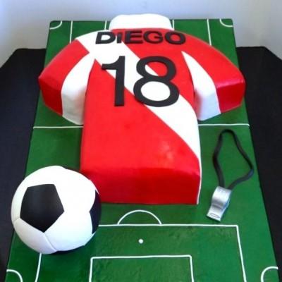 Chandail de soccer Diego