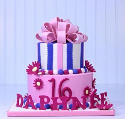 16ième de Daphnee