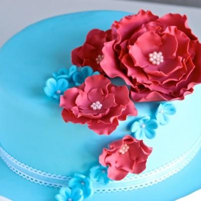 Single-Tier Cakes